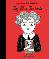 Agatha Christie (Little People, Big Dreams) by Sanchez Vegara, Isabel | Hardcove