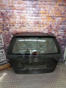 Mercedes-Benz W168 A-Klasse Heckklappe A1687400505 A1687405205 195U Meteorgrau