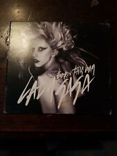 Lady Gaga Born This Way 2011 Remixes Limited Edition - CD - USED - FREE SHIPPING