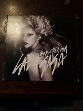 Lady Gaga Born This Way 2011 Remixes Limited Edition - CD - USED - FREE SHIPPING