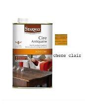 CIRE ANTIQUAIRE LIQUIDE CHENE CLAIR 0.5L STARWAX 76 meuble parquet