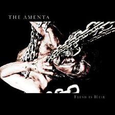 THE AMENTA - Flesh Is Heir [CD]