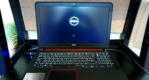 PC gamer Dell Inspiron 15 series 7000 QWERTY