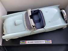 REVELL METAL  08804 1:18 SCALE 56 FORD THUNDERBIRD