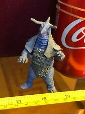 ULTRAMAN ULTRA MAN Rare Official Action Figure Monster Blue Dino Fighter