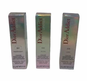 Dior Addict Lipstick Sensational Colour Hydra-Gel (3.5g/0.12Oz) NEW *YOU PICK!*