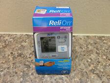 ReliOn BP300W Wrist Blood Pressure Monitor