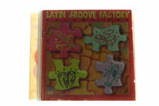 Latin Groove Factory Volume one CD 1997 Global