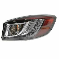2010 - 2013 MAZDA 3 SEDAN TAIL LAMP LIGHT LED TYPE RIGHT PASSENGER SIDE