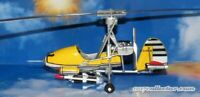 Model Helicopter Little Nellie, Bond , You Only Live Twice, 1/43 Brand New