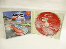 DAYTONA USA 2001 Item REF/bbc Dreamcast SEGA Import JAPAN Video Game dc