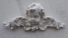 Türbogen Relief Bild Wandrelief Wandbild Engel Ornament Barock Wanddeko  Fa38
