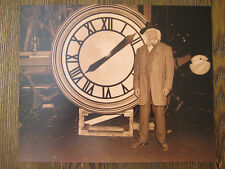 "Back to the Future 3 - Doc and Clock - Photo Print - 8"" x 10"" - B2G1F"