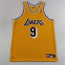 8f894d52e Authentic Nick Van Exel Nike 48 XL Los Angeles Lakers Jersey 1997-98