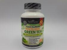 BioSchwartz Green Tea Extract Supplement EGCG - Energy, Heart Health Exp 11/2021
