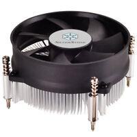 Silverstone NT09-115X Intel LGA1156/1155/1150/1151 Low Profile CPU Cooler