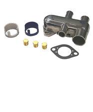 MerCruiser V6 V8 Stainless Steel Thermostat Housing Kit 87290A4 861006A1 18-1989