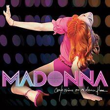 MADONNA - CONFESSIONS ON A DANCE FLOOR - CD 12 TITRES - 2005 - TRÈS BON ÉTAT