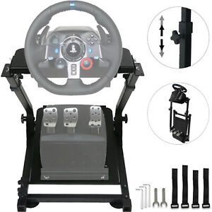 Racing Simulator Steering Wheel Stand for T300RS Logitech G29 G920 PS4 Xbox One