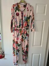 Girls TED BAKER ALL IN ONE SLEEP SUIT