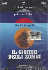 Dvd **IL GIORNO DEGLI ZOMBI** di George A. Romero nuovo sigillato 1986