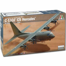 ITALERI RAF Hercules C130J C5 2746 1:48 AIRCRAFT MODEL KIT