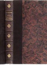CHRISTOPHE E. VENERIE LOUVETERIE FAUCONNERIE 1910 EO DROIT CHASSE HUNTING RELIE