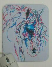Spanish Horse Art mouse Pad Andalusian Paso Fino