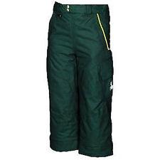 Spyder Mini Independent Pants Boys Ski Snowboard Waterproof Insulated Green 5