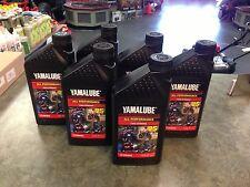 Yamalube Genuine Oil 6 Quarts 2S Two Stroke Blaster Zuma 50 pw 50 80