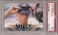 1997 Select #141 Alex Rodriguez - PSA 9+++ low pop