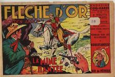 COQ HARDI MAGAZINE N° 22 FLECHE D'OR GOLDEN ARROW LA MINE HANTEE
