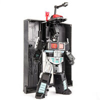 Transformers Optimus Prime Jinbao G1 DX9 2001B with trailer 12cm Toys in Stock