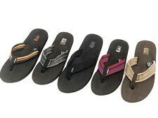 Teva Men's Mush II Canvas Sandals Flip Flops Thongs 1004890 Drizzle Dune Arroyo