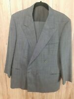 "Men""s Jaeger suit with trauser, Pure New wool, Suit: 54S, trausers: 54S"