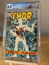 Mighty Thor #169 CGC 6.0 1969 Silver Age