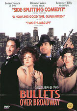 Bullets Over Broadway (1994) / Woody Allen, John Cusack / DVD, NEW