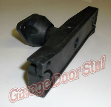 Garage Door Lock-INSIDE RELEASE HANDLE- Black Plastic direct replacement