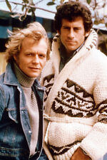 Paul Michael Glaser Cardigan David Soul Denim Starsky And Hutch 11x17 Poster