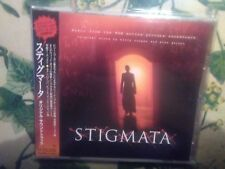 OST Stigmata composed by Billy Corgan and Mike Garson colonna Japan imported