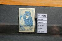 STAMPS FRANCE YVERT N°461 MNH** (F117552)