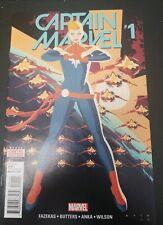 Captain Marvel #1 NM 2016 Marvel