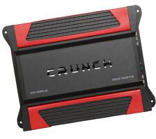 Crunch PZ-1520.2 1500W Powerzone 2 ohm Stable 2-Channel Class-A/B Car Amplifier