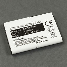 NEW battery for Dell 35h00056-00, 36485,T6476,Axim X50,X50v,Axim X51v