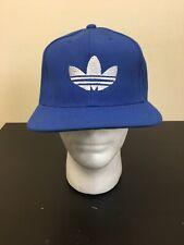 VTG Adidas Tri Foil Snapback Hat 90's