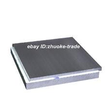 200x80x30mm ALUMINUM 6061 Flat Bar Plate Sheet 30mm Thick Cut Mill Stock Tool
