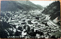 "1911 Postcard: Bird's Eye View ""Richest Town"" - Wallace, Idaho ID"