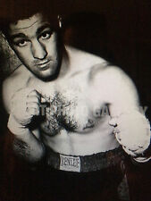 Rocky Marciano Career DVD set /12 fights plus every recorded knockout on 3 DVD's