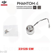 DJI Phantom 4 RC Camera Quadcopter Part 24 2312S Motor Clockwise CW Rotation