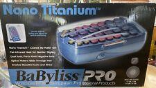 Babylisspro Nano Titanium Professional Ionic 30-roller Hairsetter - 2 Heat